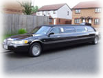 limo hire harrow