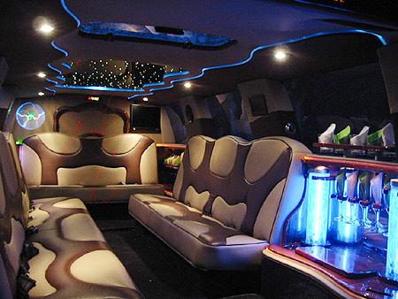 Ford Excursion 4x4 limousine hire london