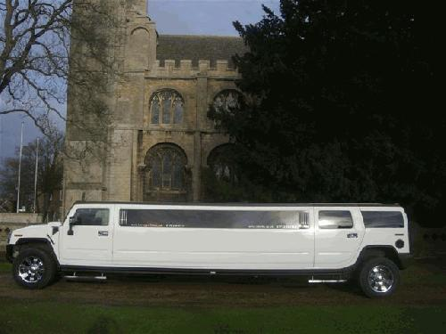 Hummer limousine hire london
