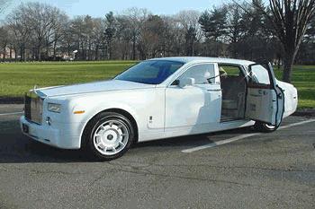 Wedding Car limo hire london