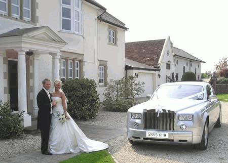 Wedding Car limousine hire london