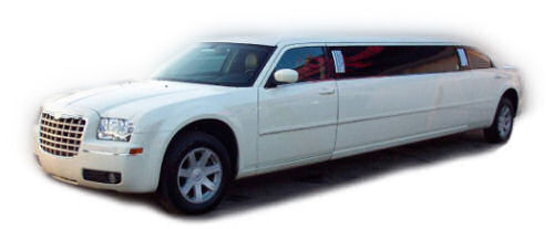 Chrysler C300 limousine hire london