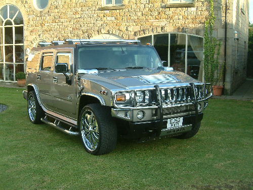 Hummer limo hire london
