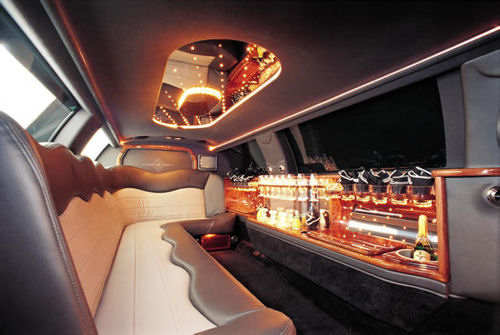 Jeep Expedition limo hire london