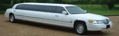 Lincoln Town Car limousine hire london