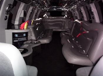 Lincoln Navigator limo hire london