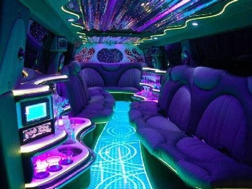 Range Rover limo hire london