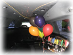 birthday limo hire london