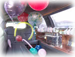 birthday limousine hire london