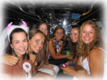 hen night limo hire london