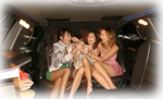 hen night limousine hire london