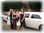 royal ascot limo hire london