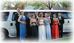school prom limo hire london
