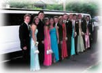 school prom limousine hire london