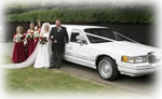 wedding limo hire london