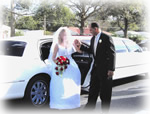 wedding limousine hire london