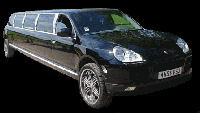 porsche cayenne limo hire london